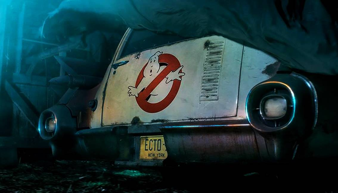 Ghostbusters 2020 Teaser!