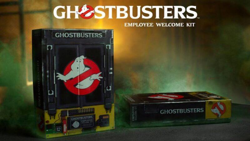 Kit per diventare un Ghostbusters