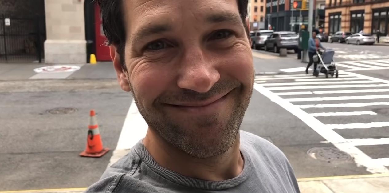 Ghostbusters 3: Paul Rudd, nel cast del nuovo film