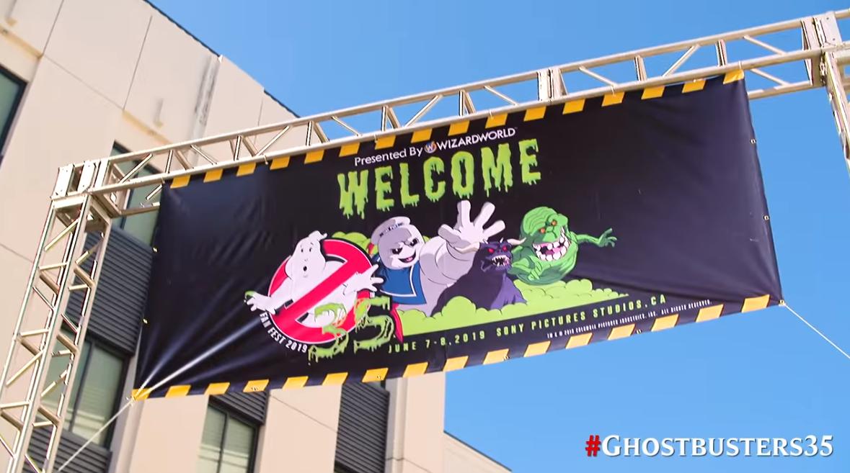 Video ufficiale Ghostbusters Fan Fest