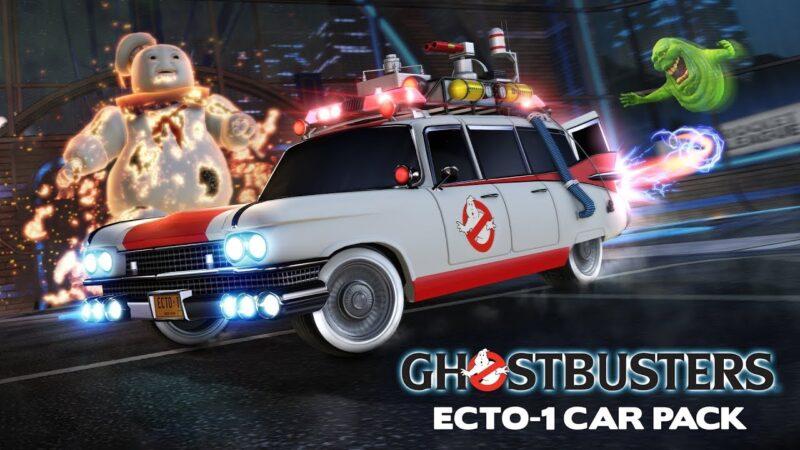Rocket League ritorna negli anni '80 con Ghostbusters e Knight Rider