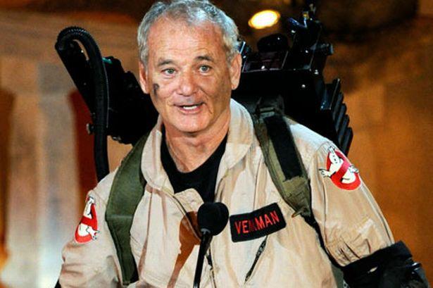 Bill Murray premio alla carriera alla 14esima Festa di Roma