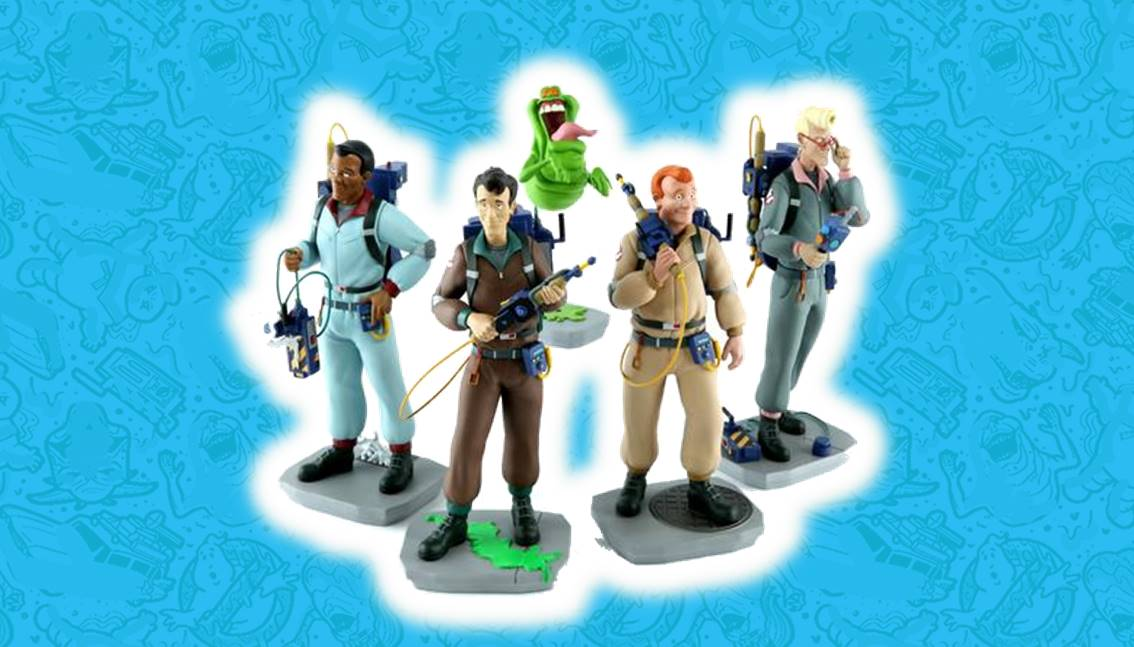 Pre-ordine The Real Ghostbusters Chronicle