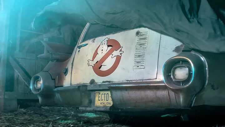 Ghostbusters 2020 – Attenzione Spoiler: ECTO-1 sul set