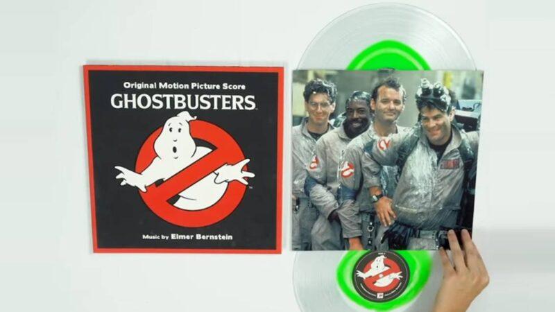 35° Anniversario: Speciale Vinile della colonna sonora originale completa di Ghostbusters