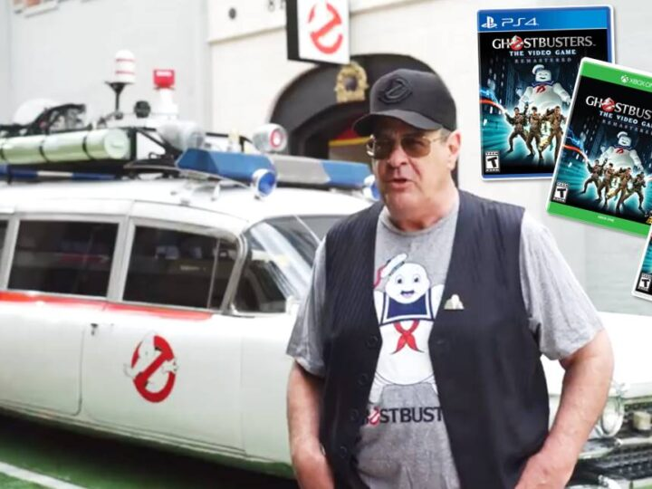 Pre-ordine di Ghostbusters: The Video Game Remastered parola di Dan Aykroyd!