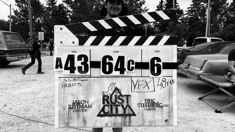 Ghostbusters 2020: Nuova foto dal set