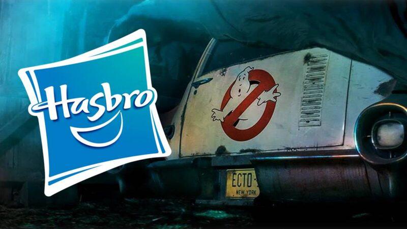 """Hasbro produrrà giocattoli """"Ghostbusters"""" a partire dal 2020"""