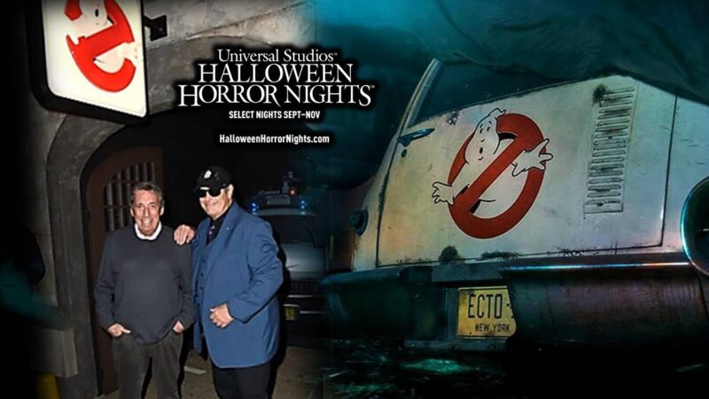 Ghostbusters 2020: Dan Aykroyd e Ivan Reitman parlano del nuovo film