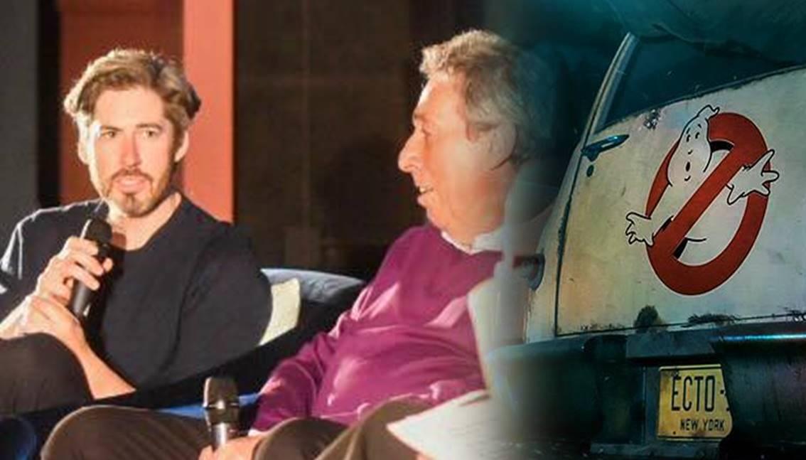 "Ghostbusters 2020: Jason Reitman, ""voglio rendere orgoglioso mio padre"""