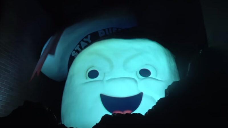 Video: Horror House Ghostbusters presso Universal Studios ad Orlando