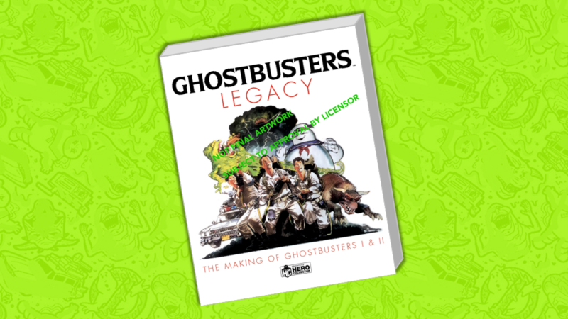 Ghostbusters Legacy, The Making of Ghostbusters I & II