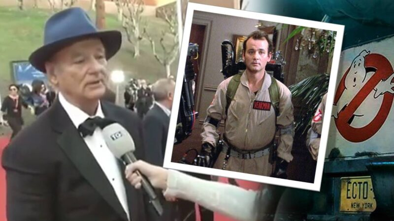 Ghostbusters 2020: Bill Murray sarà nel film per interpretare il Dr. Venkman!