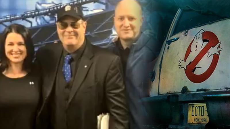 Ghostbusters 2020: Aykroyd conferma la partecipazione del cast originale