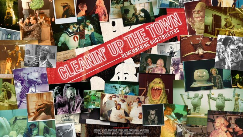 Trailer definitivo del documentario Cleanin' Up the Town: ricordando Ghostbusters