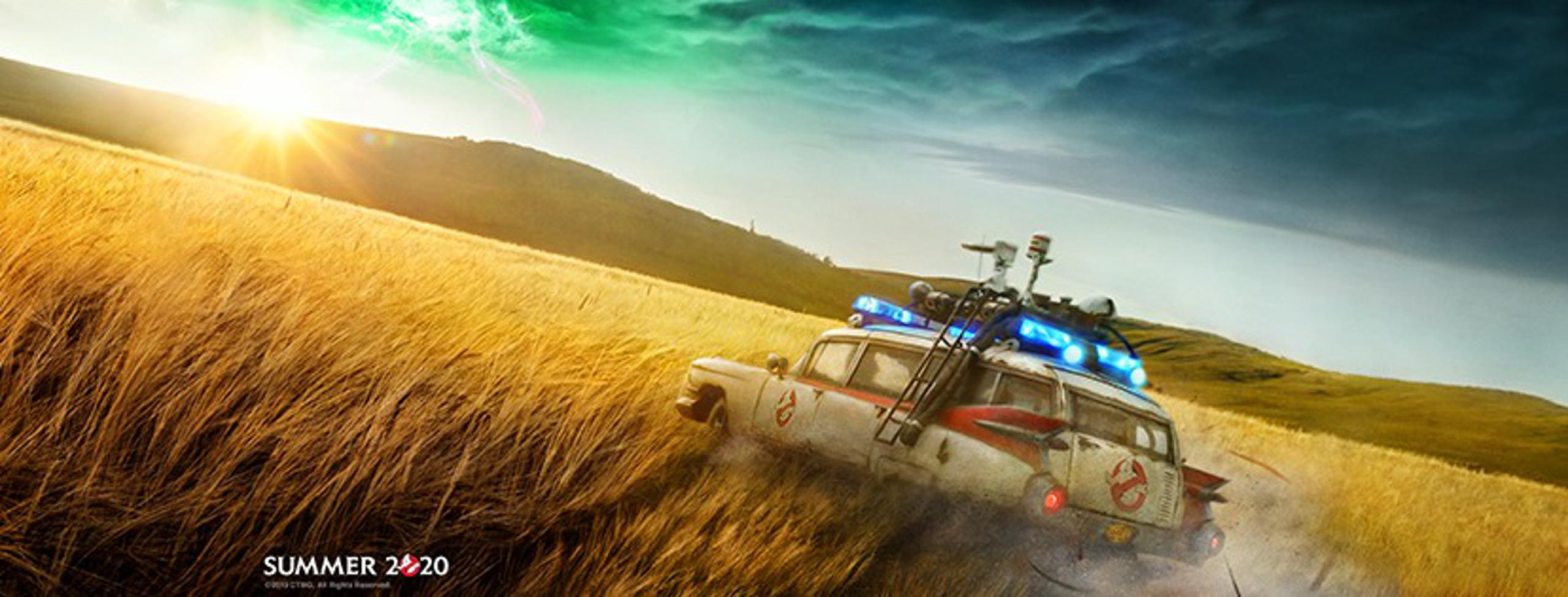 Il presidente di Sony Pictures dice che non ci sono attualmente piani per ritardare l'uscita di Ghostbusters: Afterlife in Nord America