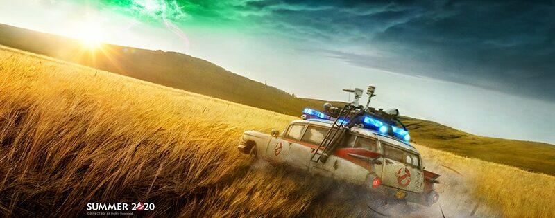 Ghostbusters 2020: Teaser post e prime immagini del trailer il 9 dicembre!