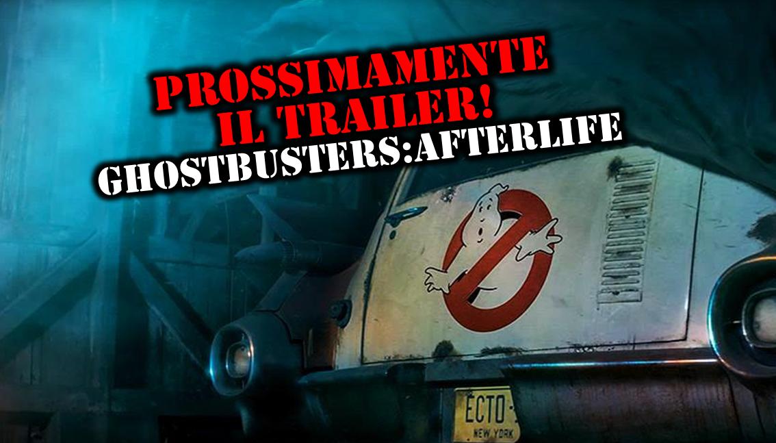 Ghostbusters 2020: Titolo ufficiale Ghostbusters: Afterlife e trailer nei prossimi giorni