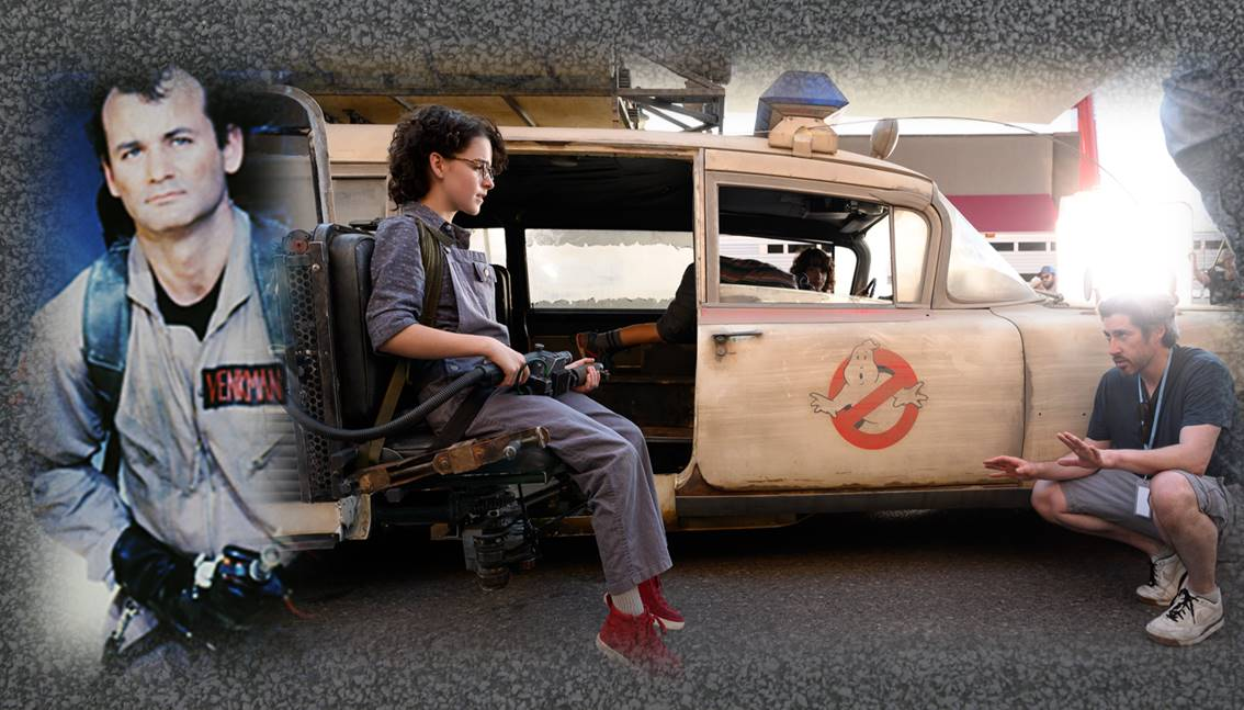 Vanity Fair, conferma che Bill Murray sarà in Ghostbusters: Legacy