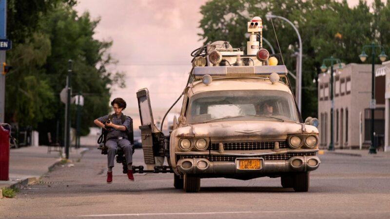 """Su """"USA To Day"""" nuova foto della ECTO-1 di Ghostbusters: Legacy"""