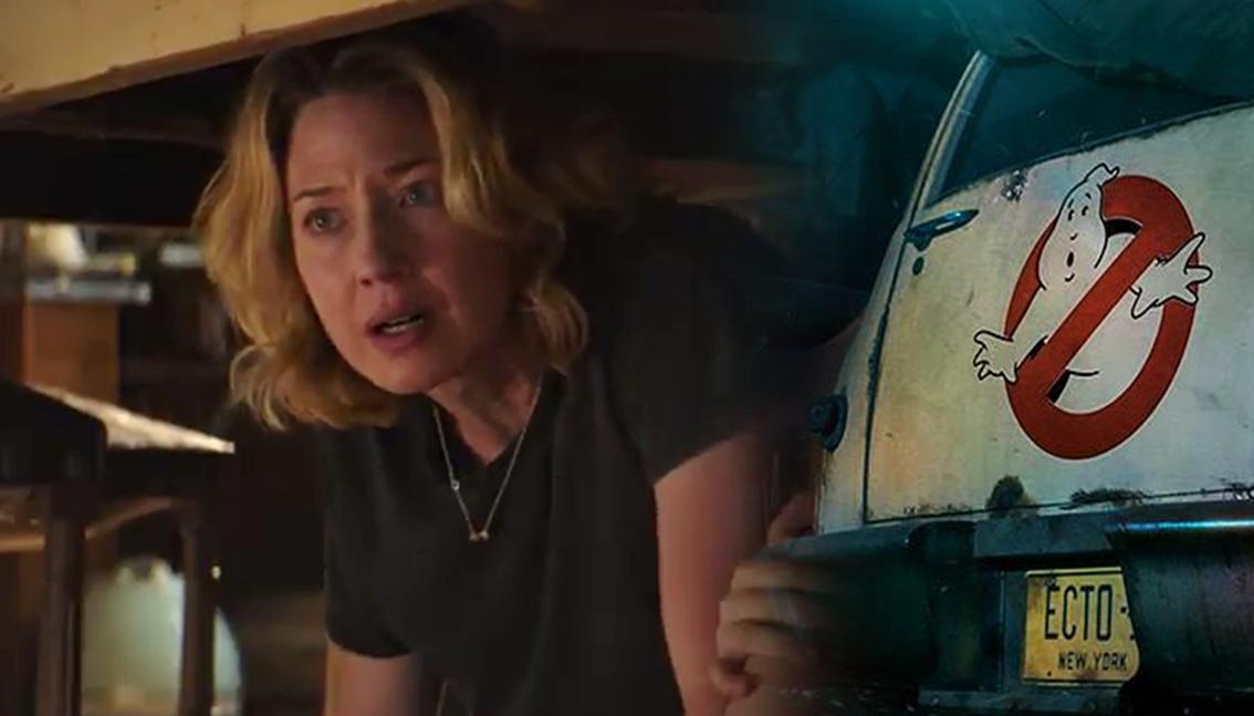 "Carrie Coon: ""Ghostbusters Legacy è un balsamo per l'anima"""