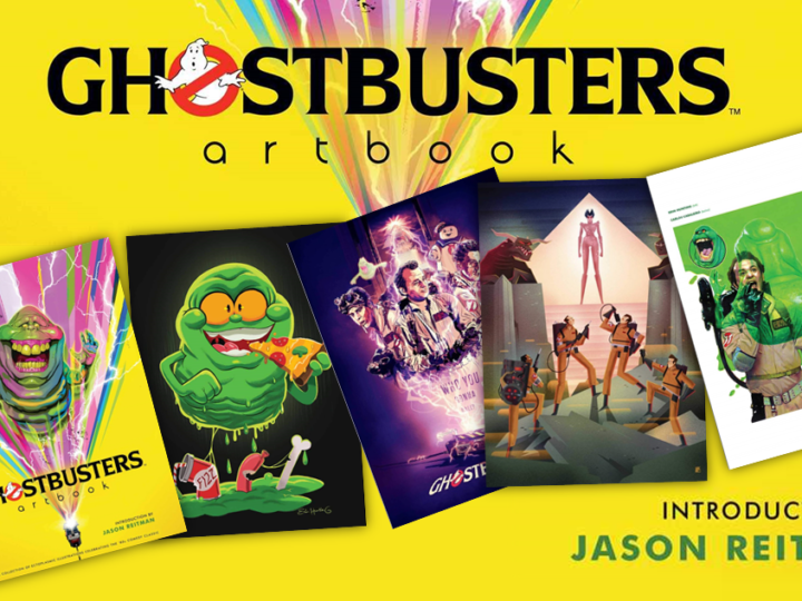 Pre-ordine Ghostbusters Artbook!