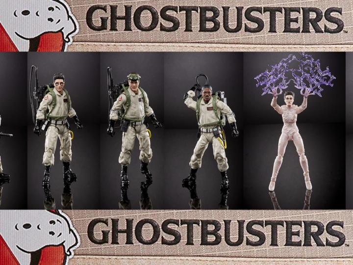 """Anteprima della serie """"Ghostbusters Plasma"""" della Hasbro"""