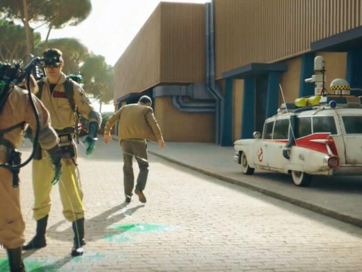 """Spot Sky Cinema """"Dove il cinema vive"""" con i Ghostbusters"""
