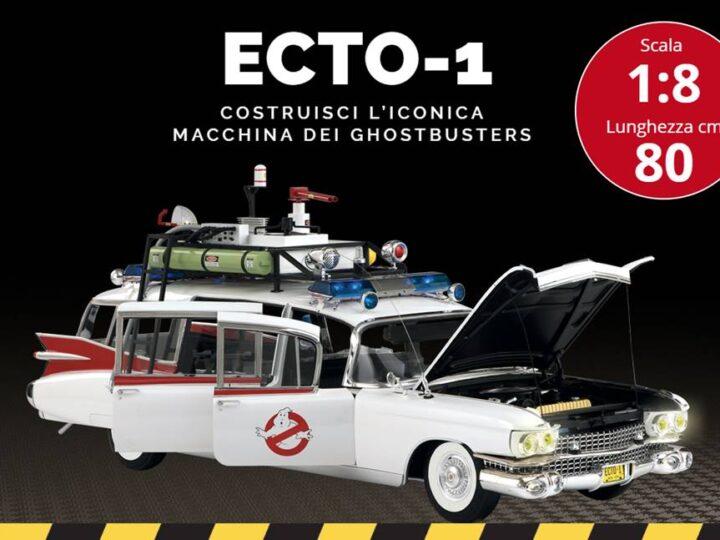 Ecto-1 da costruire disponibile!