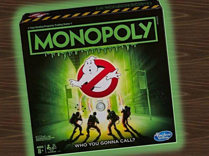 Nuova edizione di Monopoly Ghostbusters!