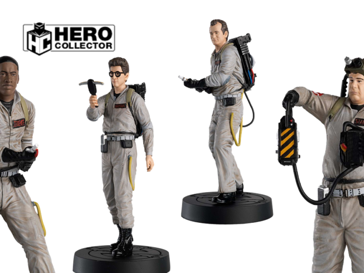 Eaglemoss Collections: Statuette di Ghostbusters e Slimer