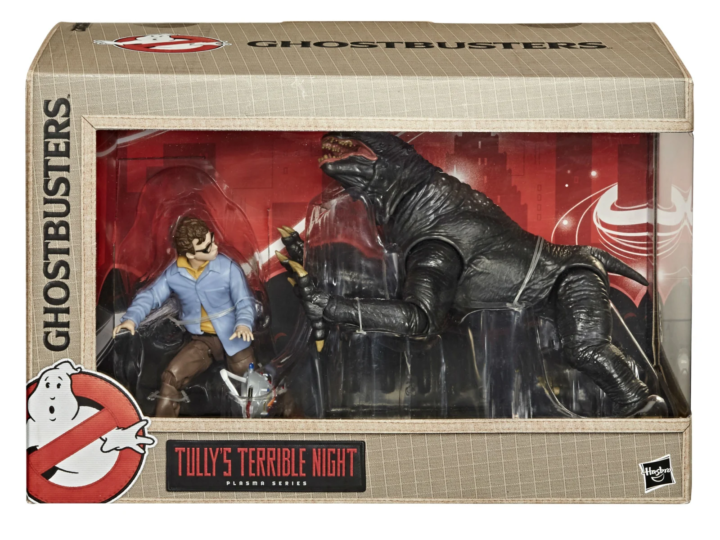 "Hasbro presenta Louis Tully per la nuova serie""Ghostbusters Plasma"""