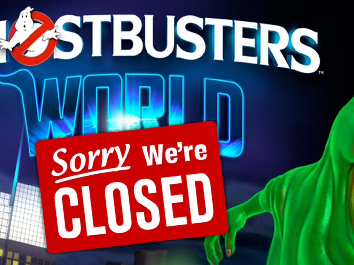 "L'app ""Ghostbusters World"" ha chiuso"