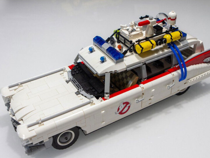Rumors su Ghostbusters Ecto-1 LEGO Ultimate Collector Series per il 2021