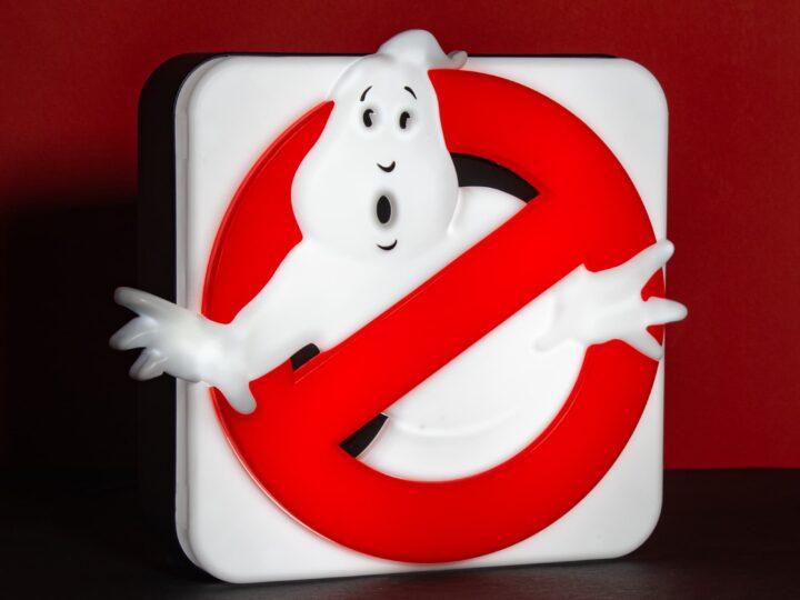 """Vendita prodotti ufficiali Ghostbusters su """"Geek Store"""" con spedizione in Italia"""