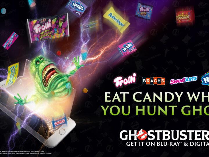Negli USA nuovo gioco  Ghostbusters di realtà aumentata per Halloween!