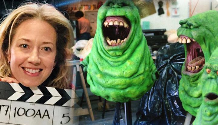"Carrie Coon: ""Ghostbusters Legacy"" l'amore per gli effetti tradizionali"