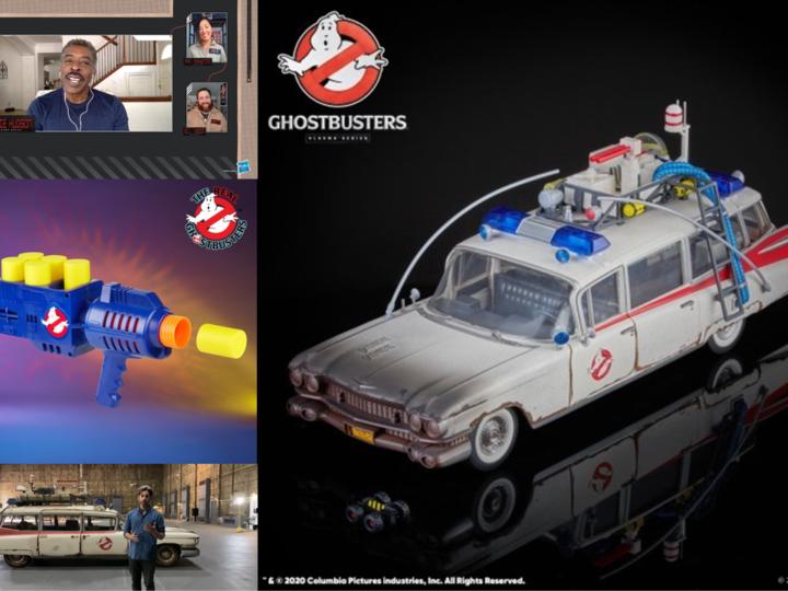 Hasbro Pulse Con 2020: Nuove sorprese e prodotti Ghostbusters