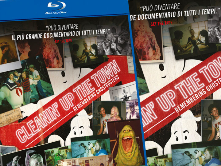 "Disponibile il grande documentario su Ghostbusters ""Cleanin' Up The Town: Remembering Ghostbusters"""