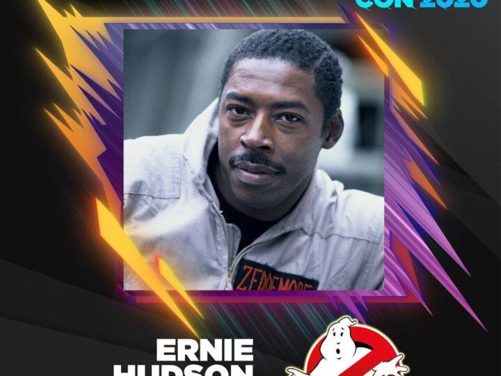 Ernie Hudson ospite speciale al Hasbro Pluse Con 2020
