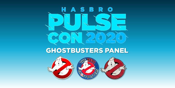 Hasbro Pulse Con 2020: Il Panel dedicato a Ghostbusters