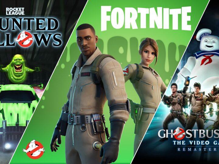 Epic Games festeggia questo EctOttobre con Ghostbusters