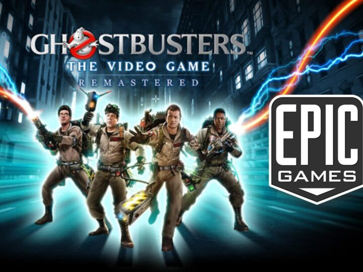 Ghostbusters: The Video Game Remastered gratis su  Epic Game Store per Halloween
