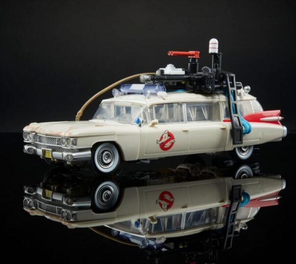 Nuovo Transformers ispirato alla Ecto-1 di Ghostbusters: Afterlife