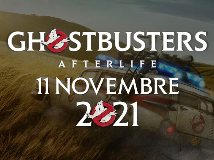 Ghostbusters: Afterlife spostata l'uscita all'11 novembre 2021!