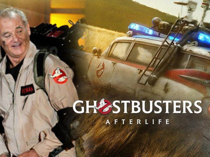 Ghostbusters: Afterlife stessa atmosfera del primo film, parola di Bill Murray