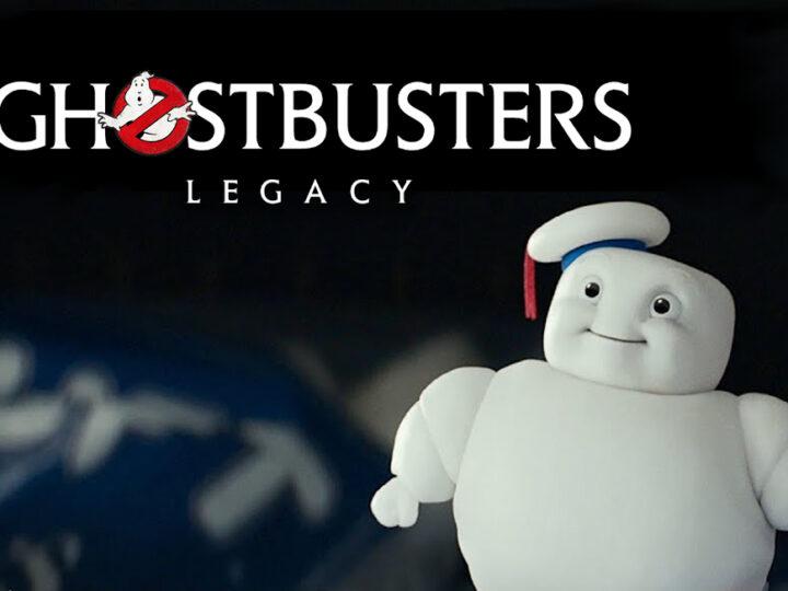 Spettacolare clip da Ghostbusters: Legacy! Rivelati i personaggi dei Mini-Puft!