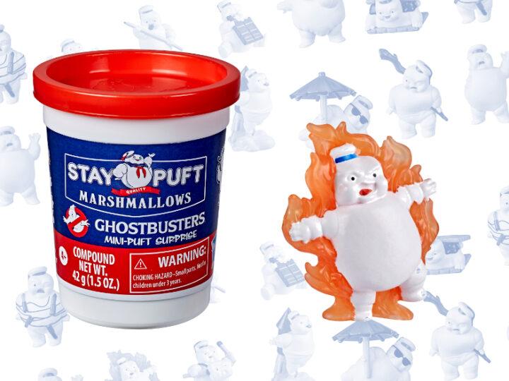 Hasbro USA presenta i Mini-Puft di Ghostbusters: Legacy da collezionare