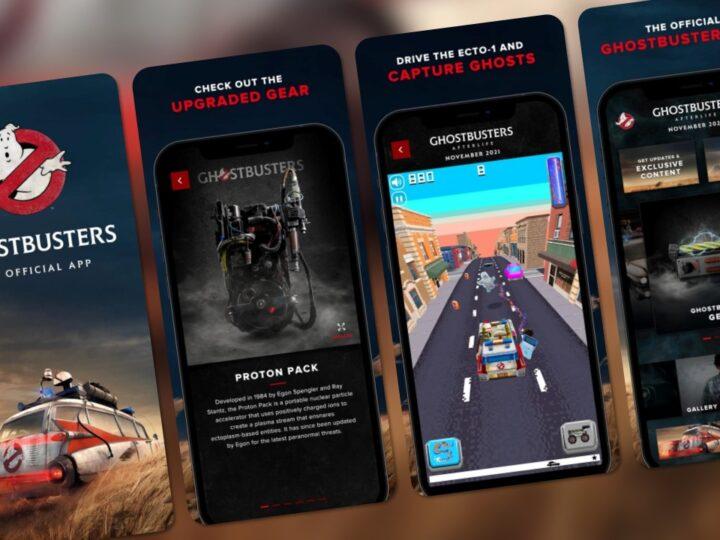 Disponibile l'app ufficiale di Ghostbusters!