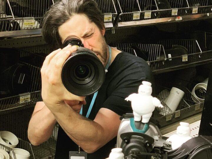Nuova foto di Jason Reitman dal set di Ghostbusters Legacy!